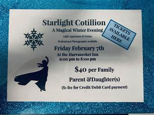 Starlight Cotillion - Father/Daughter Dance